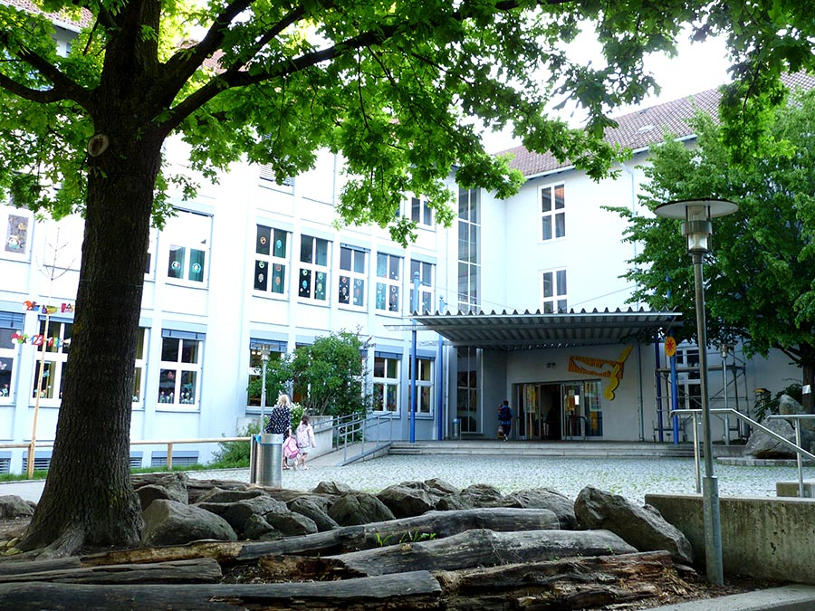 Eingang St. Josef Straubing