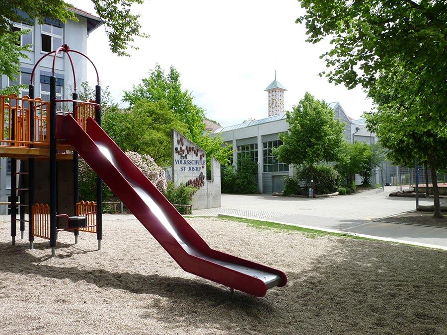 Rutsche Schule Straubing