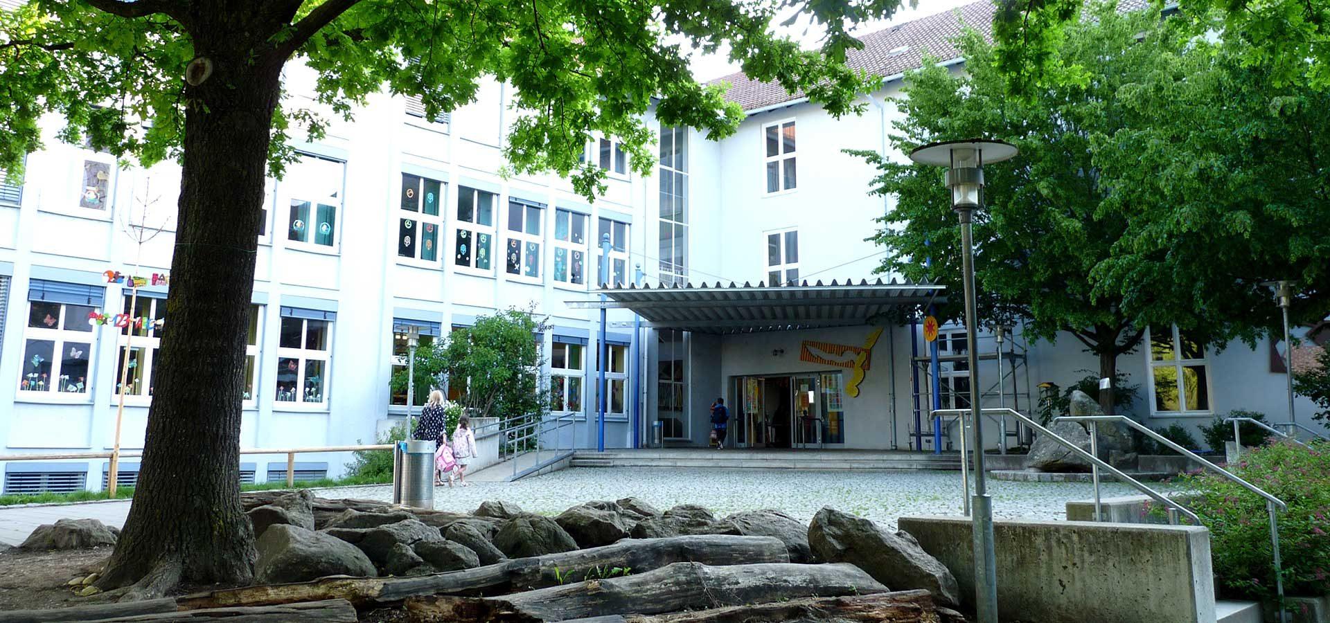 Mittelschule in Straubing