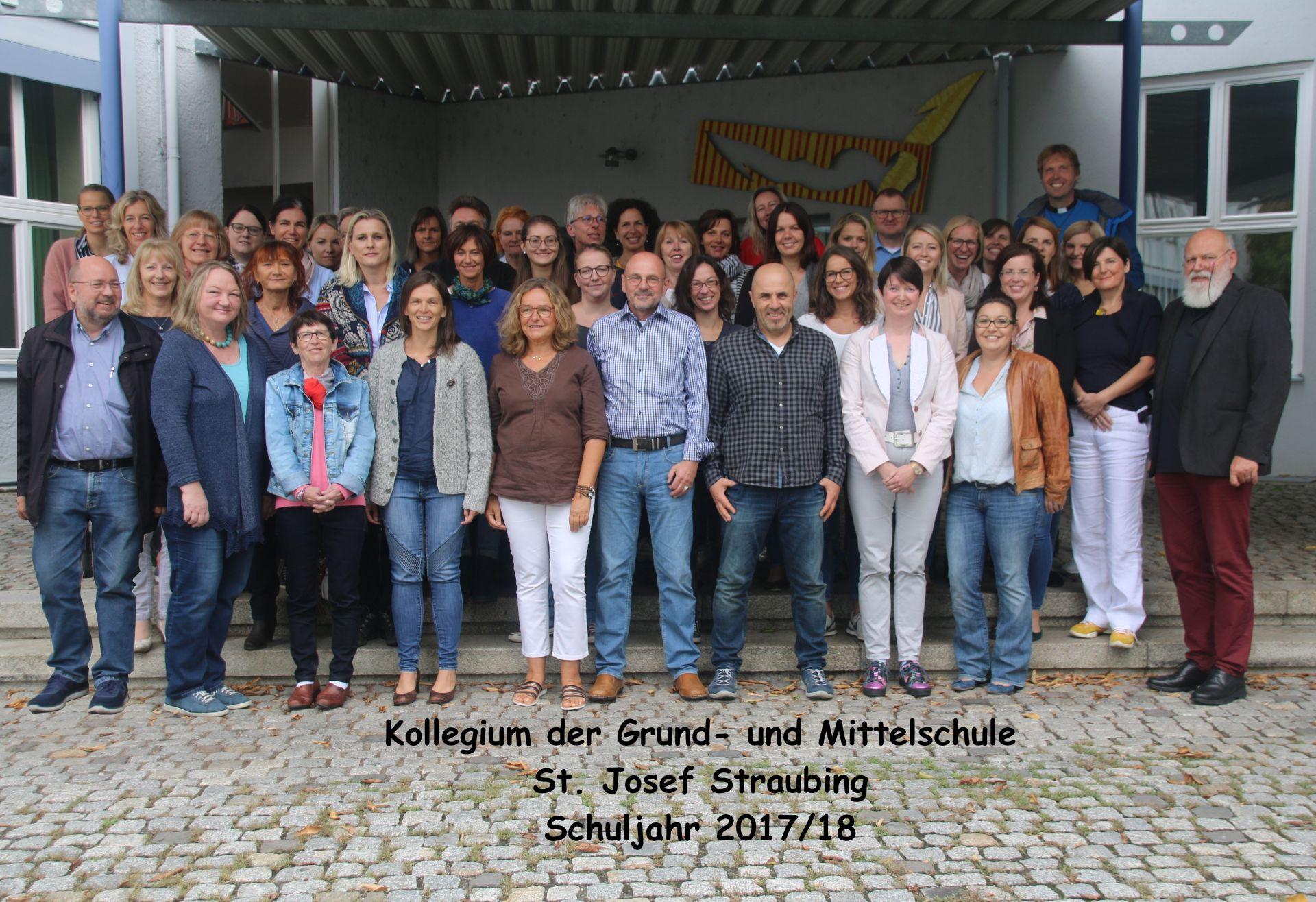 Kollegium 17/18 Straubing